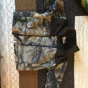 Other - Baby camo sweater jacket